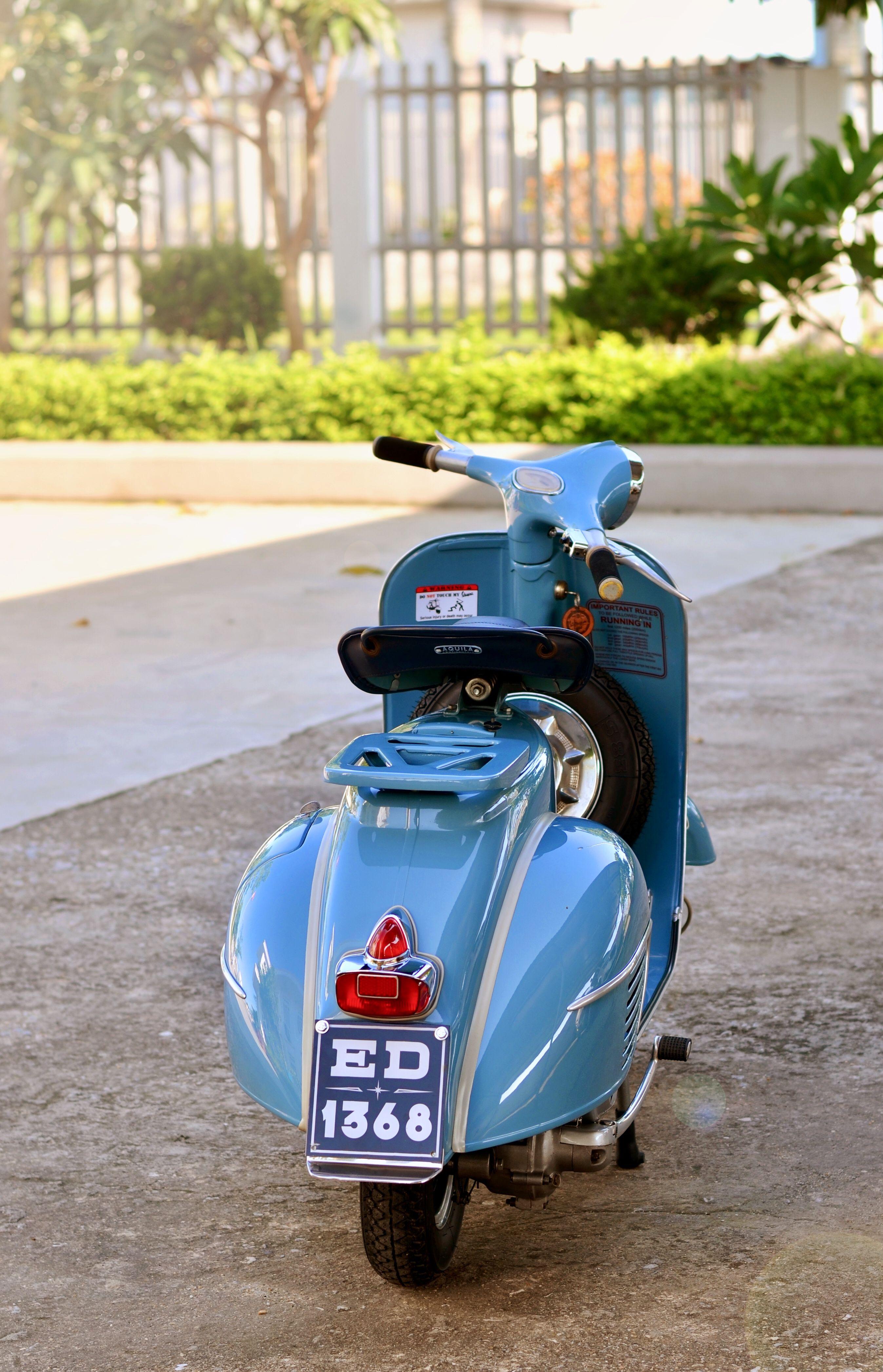 Pin by Vespa Trần on Nhâm HP Vespa, Motorbikes, Motorcycle