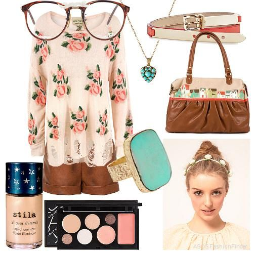 Girly Outfits For Teens