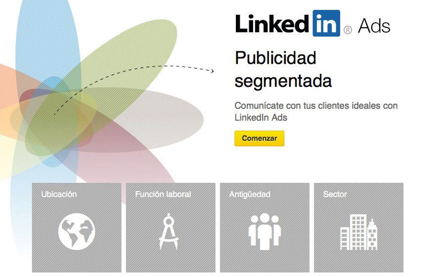 La publicidad social se hace más fuerte día a día, descúbrelo con LinkedIn Ads en nuestro nuevo post #ads #socialmedia #linkedinads #SMM #marketingonline