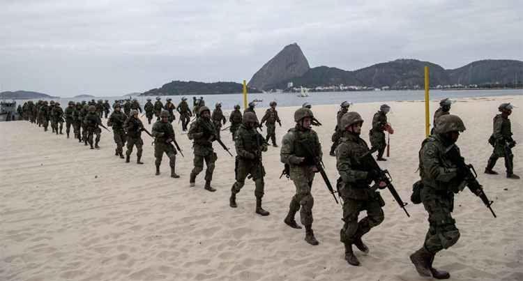 Ida da Força Nacional para o Rio afeta segurança em Estados