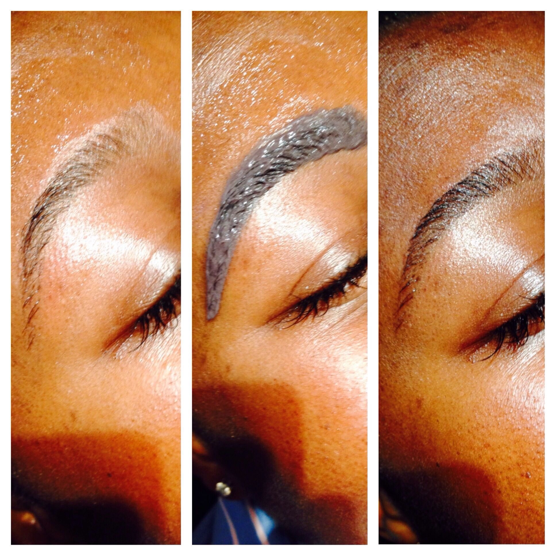Damone Roberts Brow Tint Can Make A Huge Difference Makeup By