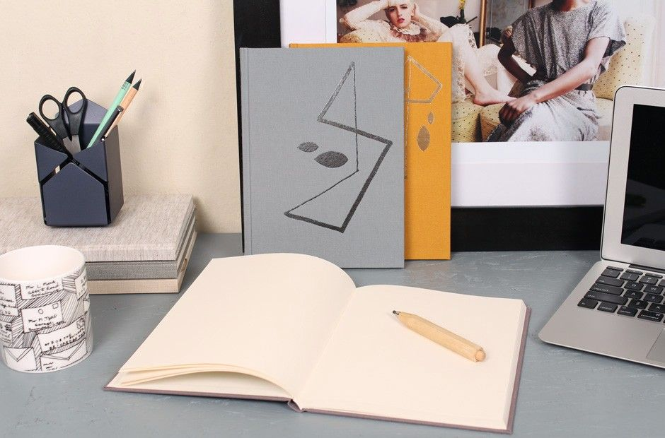 Notebooks by Wednesday Paper Works | MONOQI