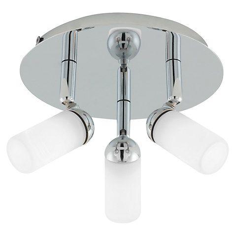 John Lewis Partners Riva 3 Bathroom Spotlight Ceiling