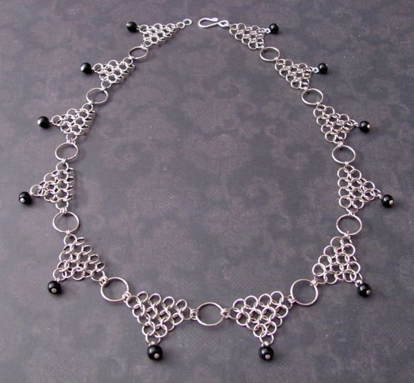 chainmaille jewelry Chainmaille Jewelry Review beads and jewelry