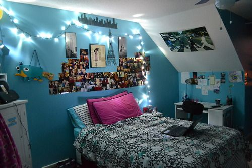Blue Bedroom Lights Small Room Girl Cute Living Room Awesome Bedrooms Tumblr bedroom ideas blue