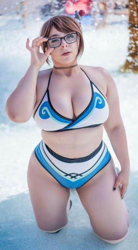 Bbw glasses with