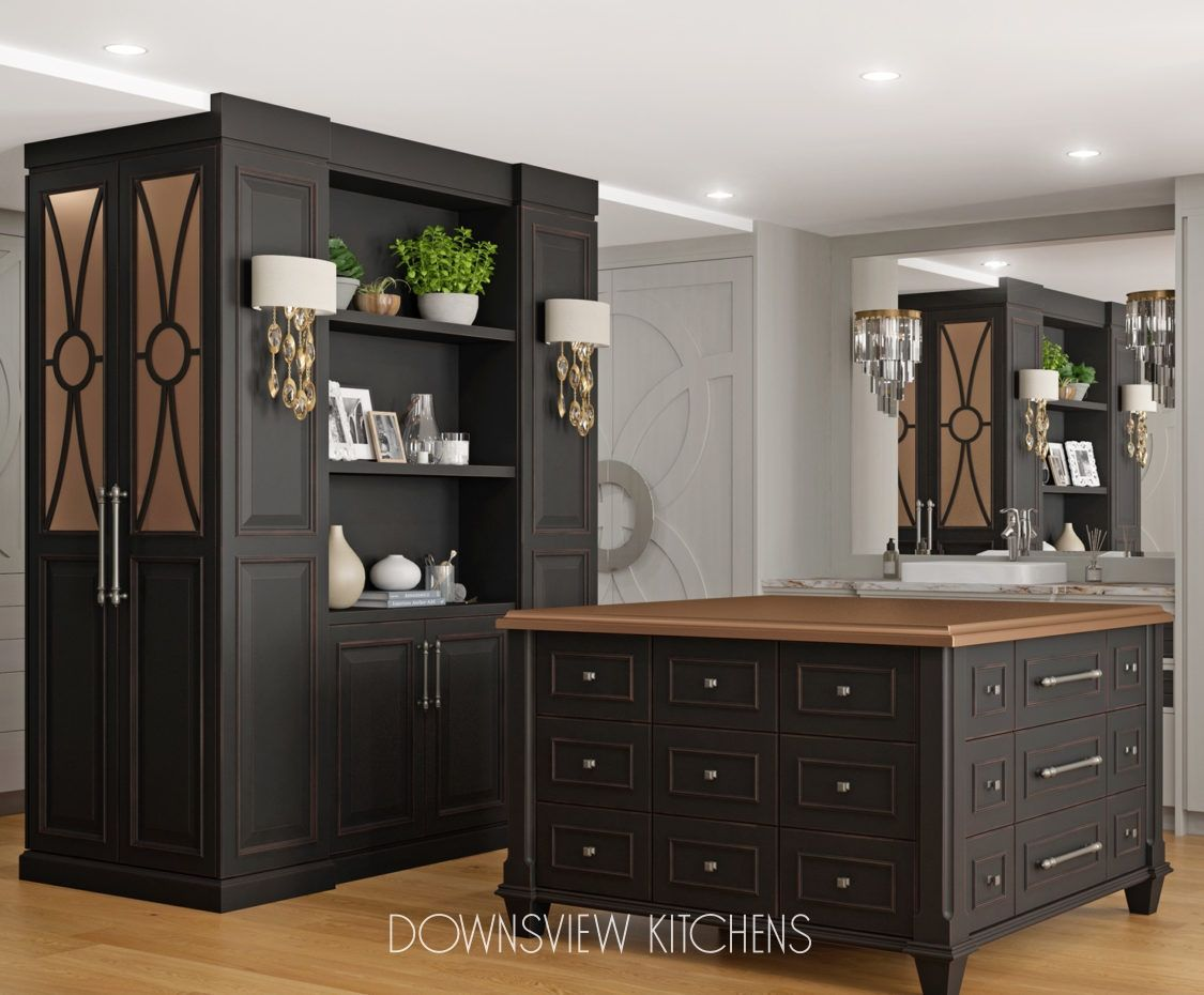 OPEN CONCEPT   Downsview Kitchens And Fine Custom Cabinetry | Manufacturers  Of Custom Kitchen Cabinets