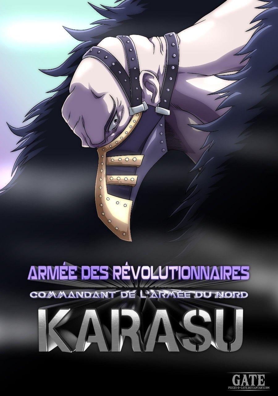 Karasu | Cách mạng