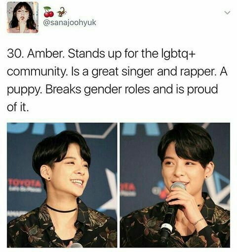Amber Is My Role Model I Want To Be A Kpop Idol When I Grow Up And Alot Of People Think Cause I M Mexican And Native A Amber Liu Amber Lui