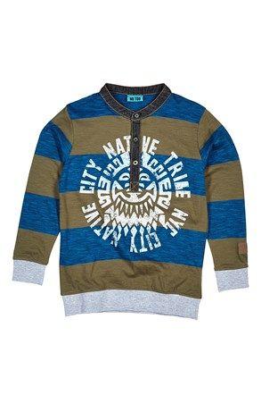 Super cool Me Too T-shirt Uffe  Kakigrøn Me Too T-shirt til Børn & teenager i dejlige materialer