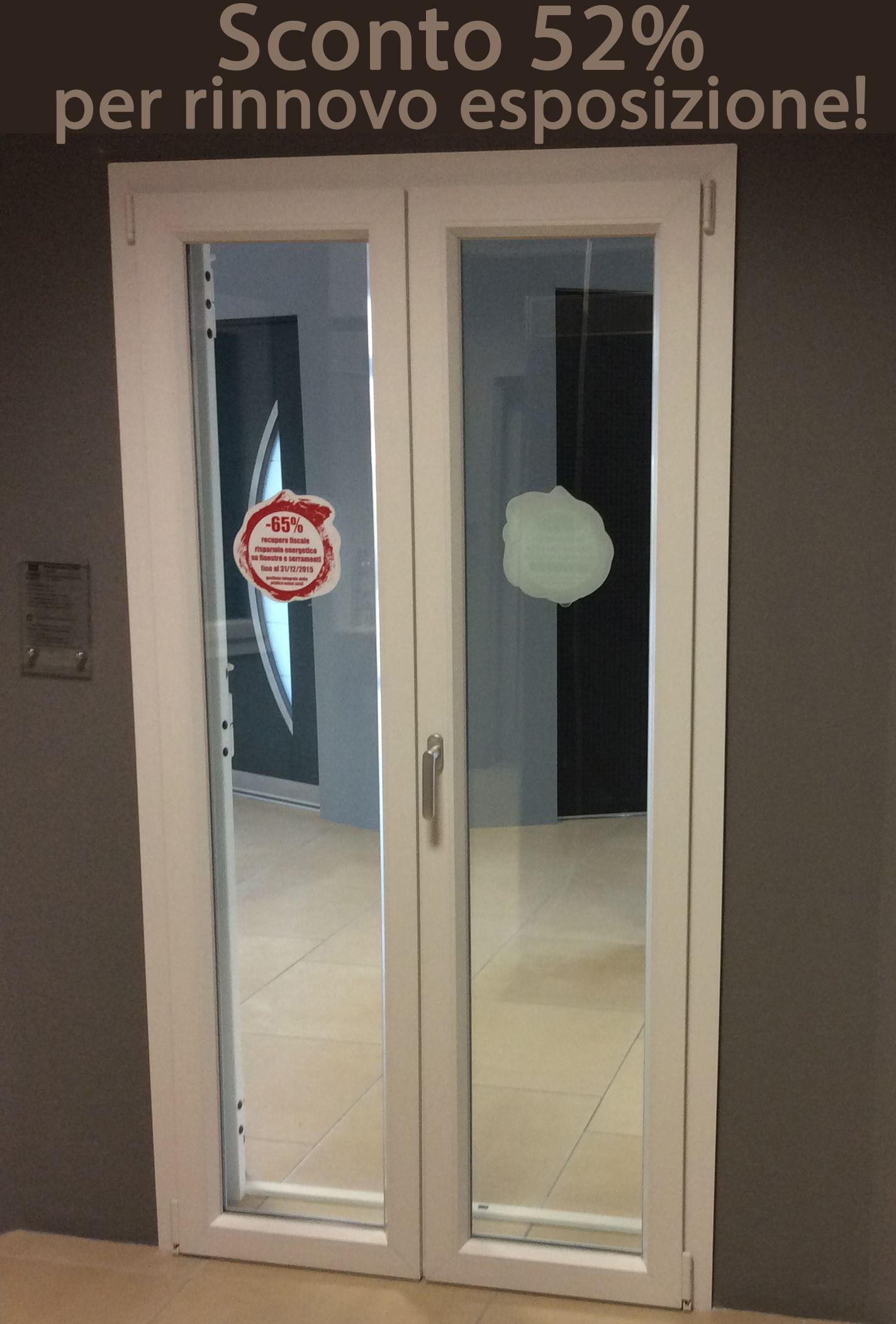 Infissi pvc online portafinestra koncept di oknoplast a 2 - Costo finestre taglio termico ...