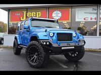 New Jersey Jeep Dealership Stocks Custom Built Jeeps And Can Add