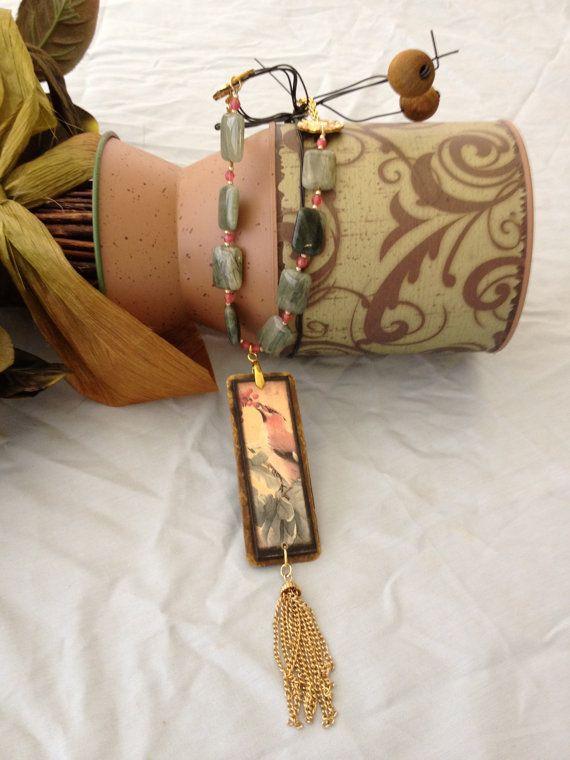 Amazon Glory Necklace by Stonearama on Etsy, $57.00 ...