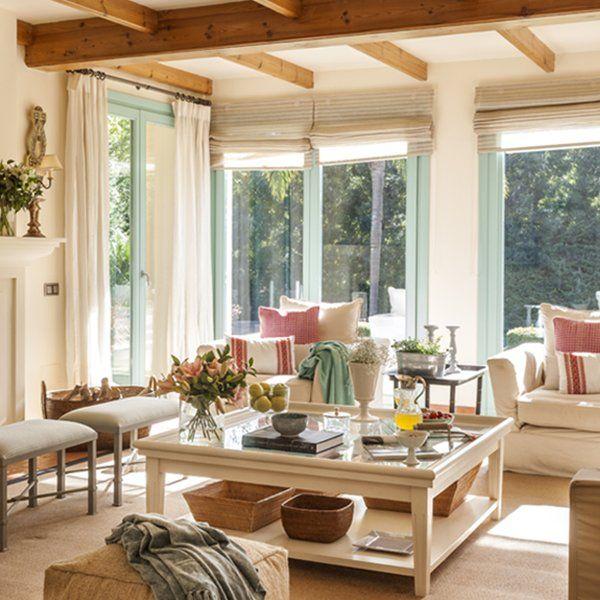 La provenza en sotogrande sala de estar pinterest - Casas en la provenza ...