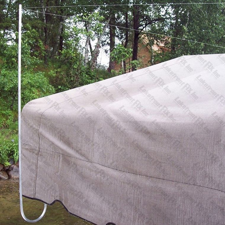 Keep Birds Off Your Boat Lift Canopy Cover! & Keep Birds Off Your Boat Lift Canopy Cover! | - Dock Ideas ...