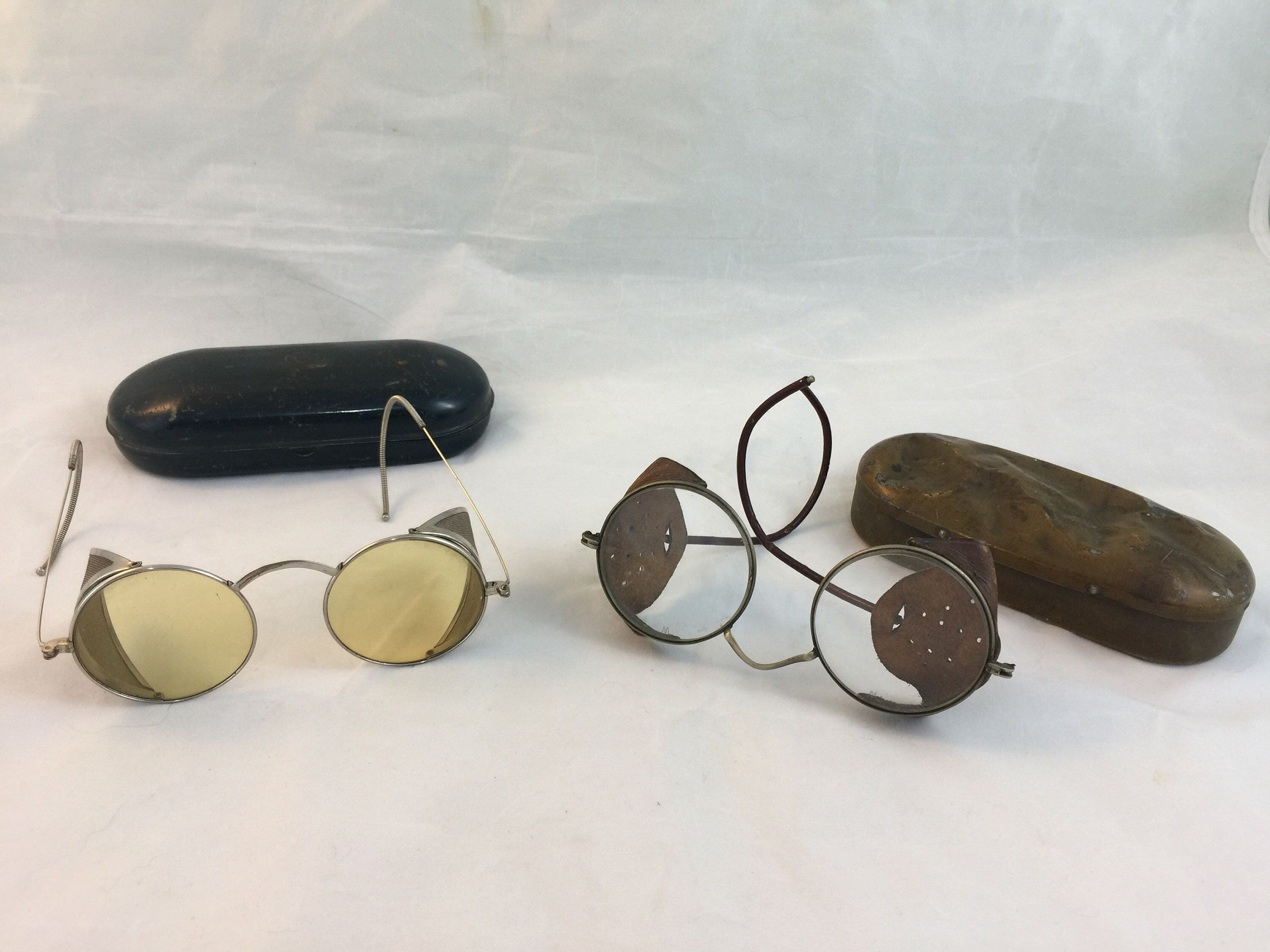 Antique Driving Glasses Safety Glasses Driving Googles