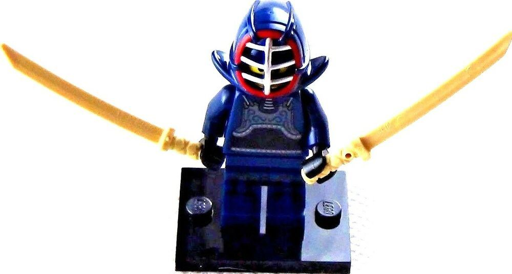 LEGO NEW SERIES 15 KENDO FIGHTER 71011 MINIFIGURE WARRIOR MINIFIG FIGURE