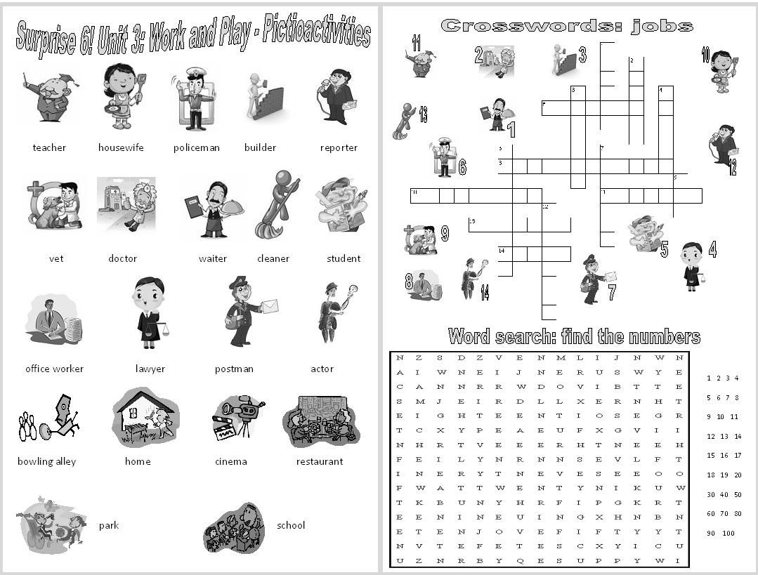 Fichas Imprimibles Para Trabajar Vocabulario En Ingles Printable Vocabulary Worksheets