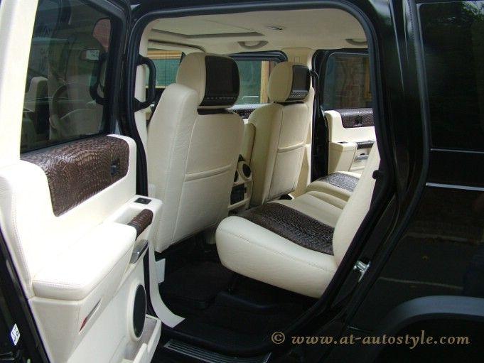 2007 hummer h2 interior parts - 2003 hummer h2 interior door panel ...