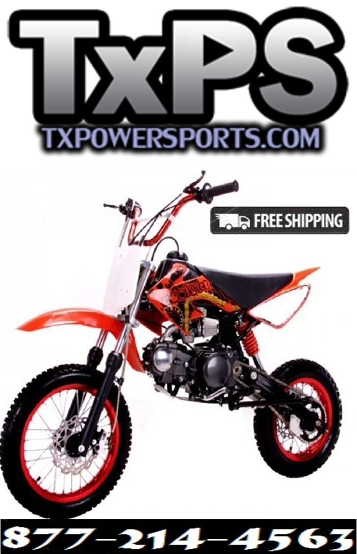 Coolster 125cc Manual Clutch Mid Size Dirt Bike Qg 214