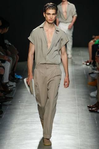 Bottega Veneta Spring 2015 Menswear Collection Slideshow on Style.com