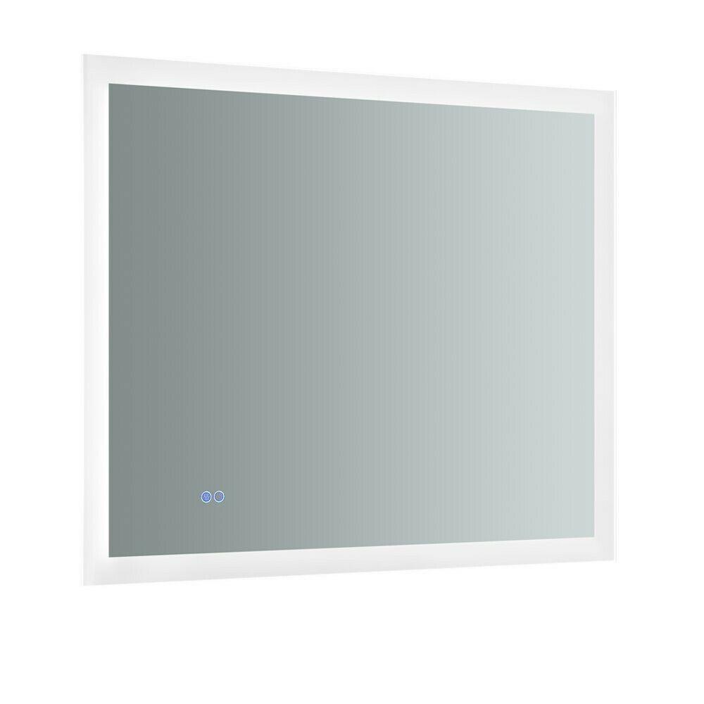 Ebay Sponsored Fresca Fmr013630 Luminosa 30 X 36 Framed Bathroom Mirror With Halo Led Lightin Mirror Framed Bathroom Mirror Bathroom Mirror [ 1000 x 1000 Pixel ]