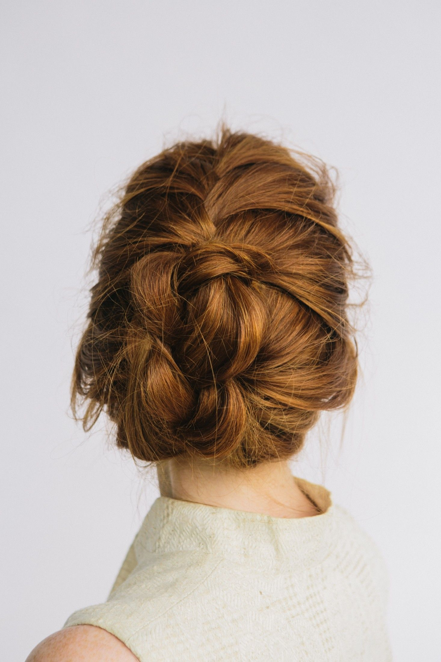 How-To: Braided Bun With L'Oreal Paris Advanced Hairstyle