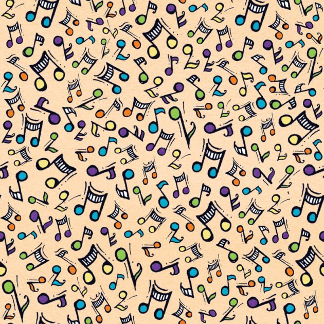 Zenspirations Music Notes Music Notes Art Music Notes Background Music Illustration