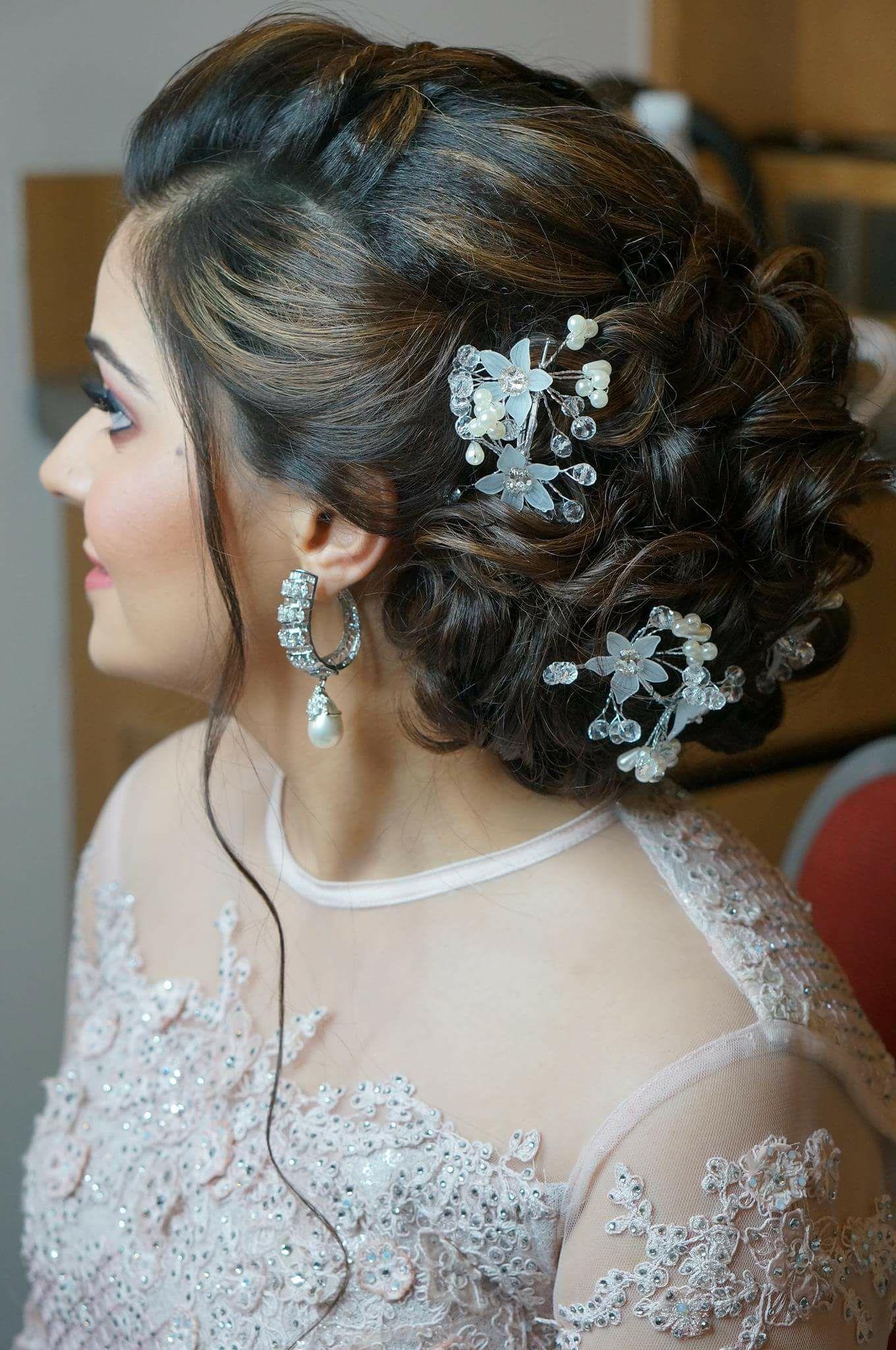 bespoke beauty 👰🏼💍💋💓nidhi looking flawless hair