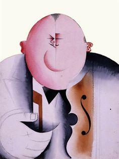 miguel covarrubias jazz - Conductor Paul Whitman, 1924