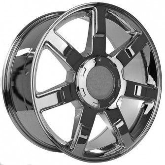 show your chevy truck how much you care cadillac wheels cadillac Chevrolet Tahoe 22 inch chrome stock cadillac escalade wheels 1095 00 will fit cadillac escalade 1999 present