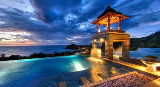 Beautiful Beach Resort In Thailand