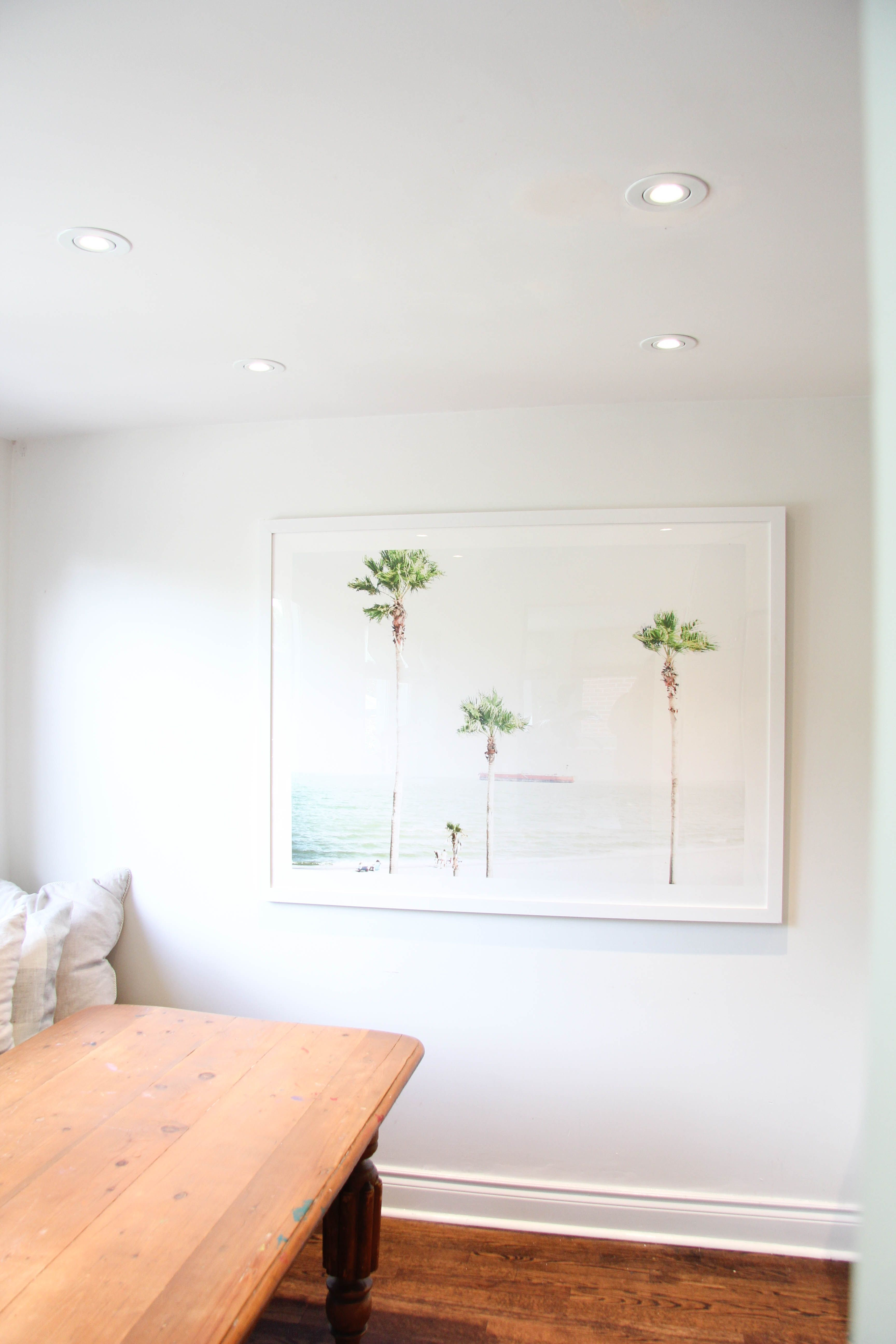 Adding BIG art from Minted