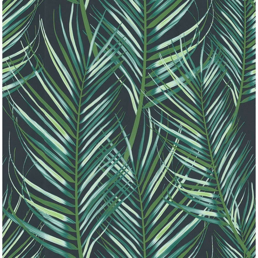 superfresco easy paste the wall palm leaves green