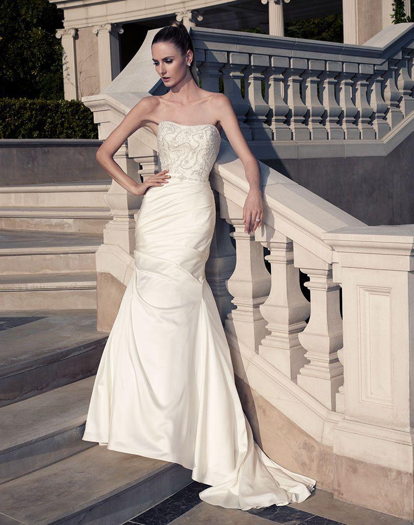 Casablanca Bridal Casablanca bridal gowns, Wedding