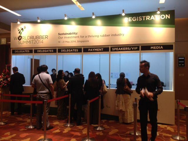 #Versalis #Singapore #2014 #worldrubbersummit #summit #exhibition #triumphasia #triumphgroup