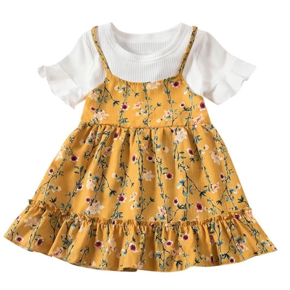 Trendy Tee Dress 18mo 4t Dresses Kids Girl Baby Girl Dresses Baby Girl Summer Dresses [ 960 x 960 Pixel ]