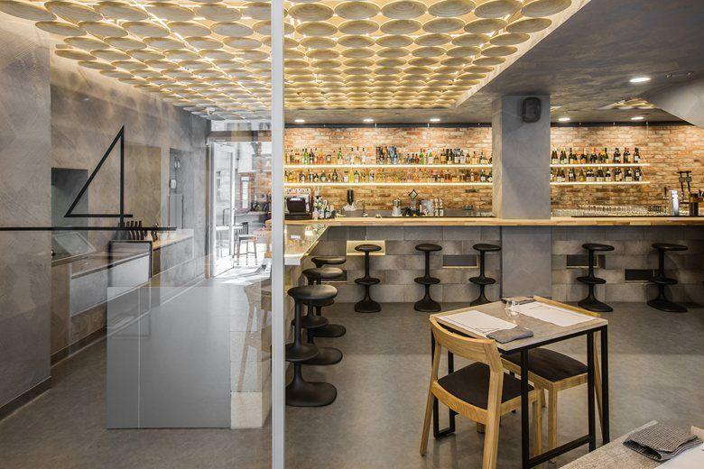 Restaurant 4, Palanga, 2016 - YCL studio