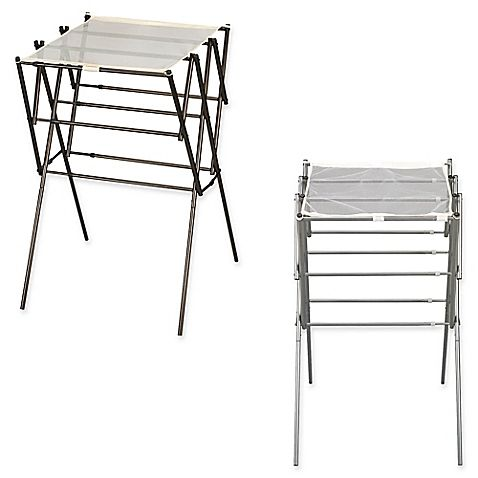 The Expandable Clothes Drying Rack From Household