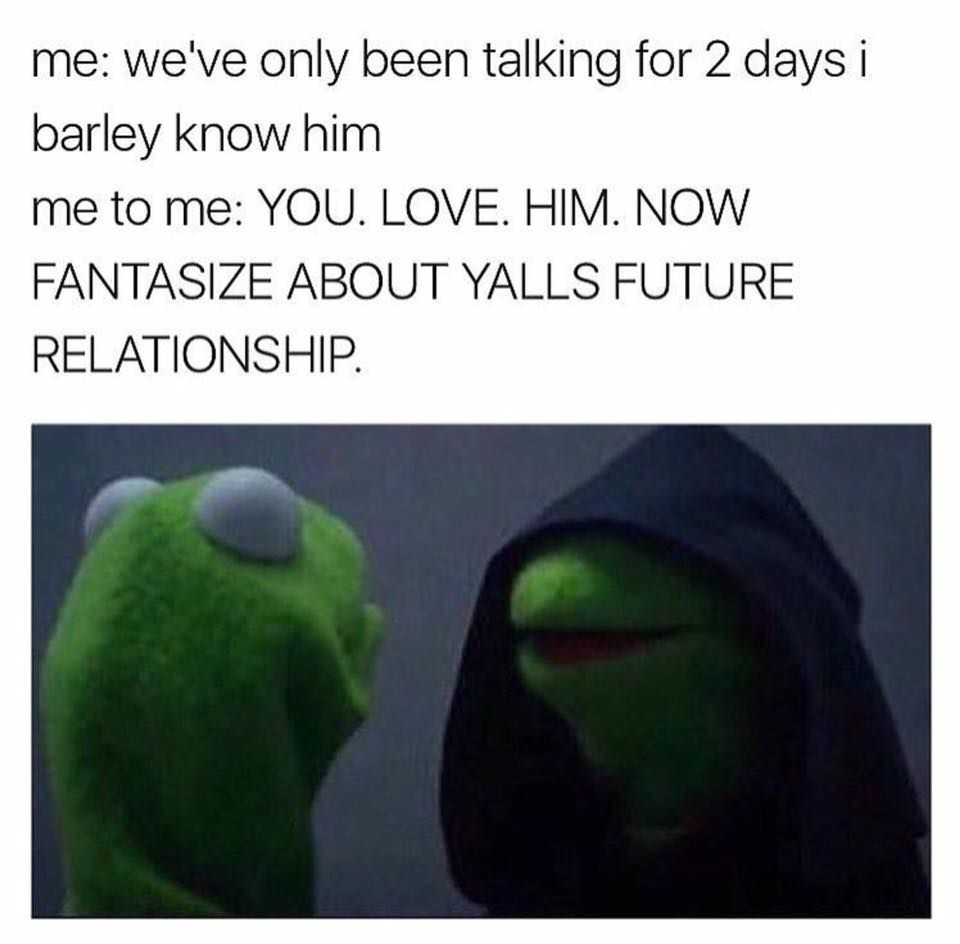 Love Each Other When Two Souls: 24 Evil Kermit Memes To Feed Your Dark Side