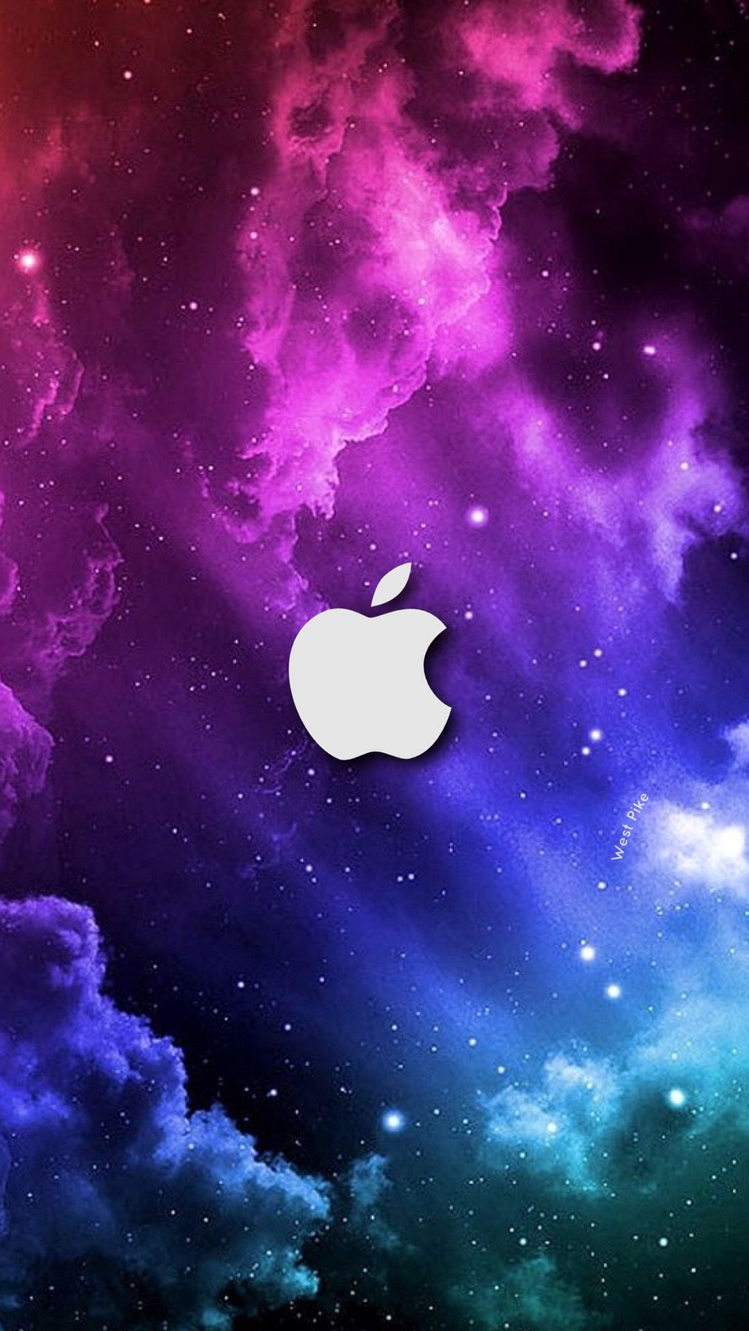 Pin By Izzy On Wallpapers Apple Logo Wallpaper