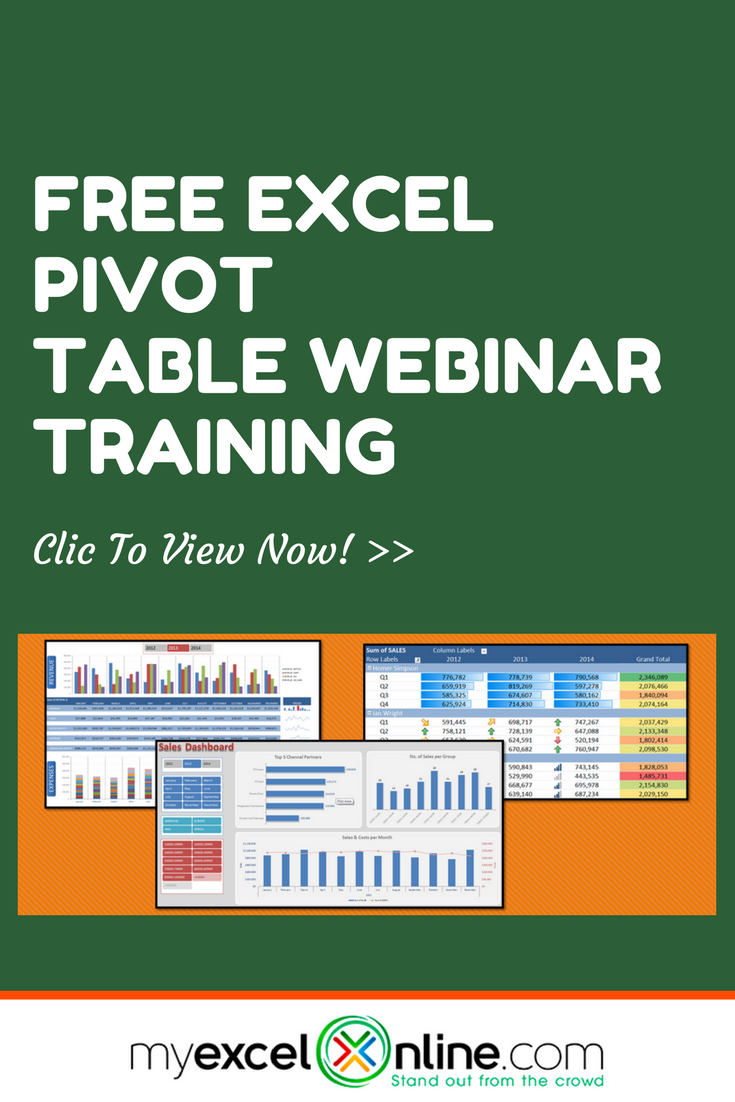 Learn Microsoft Excel Tips + Free Excel Tutorials