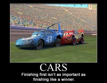 Things Pixar Taught Me Disney Pixar Cars Click photo to