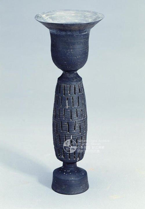 Vaso della cultura di Longshan [Credit: National Digital Archive Program, Taiwan]