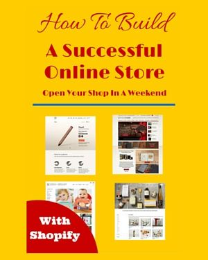 Download Your FREE Report! - How To Build A Successful Online Store with Shopify