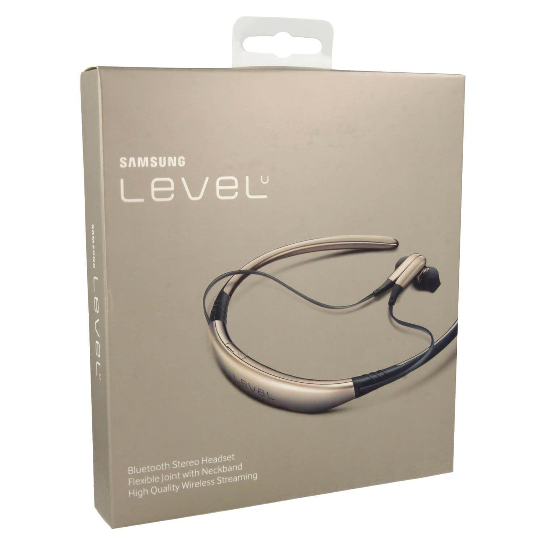 Samsung Bluetooth Headset Level U Eo Bg920 Bezzhichni Slushalki Za Smartfoni I Mobilni Ustrosjtva Zlatist Bluetooth Headphones Bluetooth In Ear Headphones Bluetooth Stereo Headset