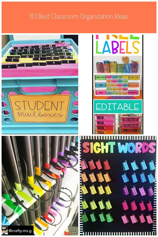 83 Best Classroom Organization Ideas - Chaylor amp Mads organization 83 Best Classroom Organization I