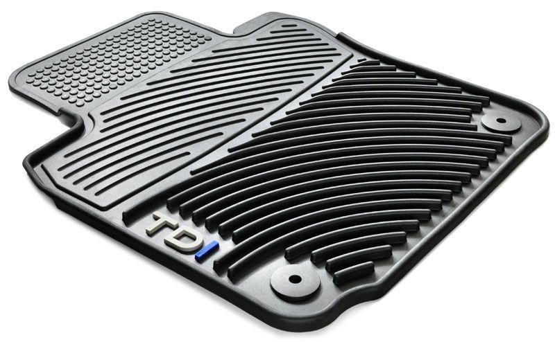 Volkswagen Golf Tdi Monster Mats Rubber Floor Mats