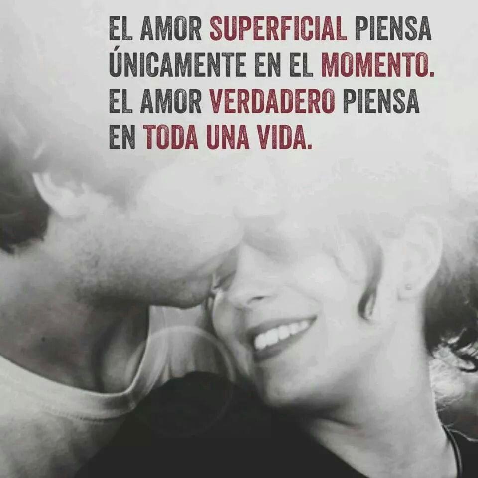 El amor verdadero