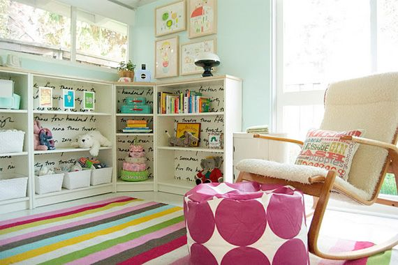 Small Space Solutions For Shared Kids Rooms Taking Advantage Of Corners